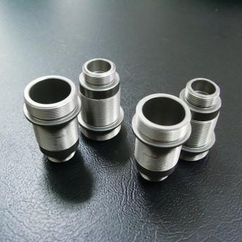 Alum. damper cylinder (4)