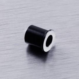 Alum. bearing post (black)
