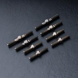 MS/FS Steel reinforced turnbuckle set