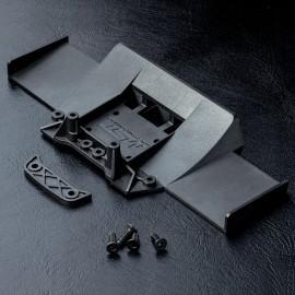 MST Rear balancing diffuser